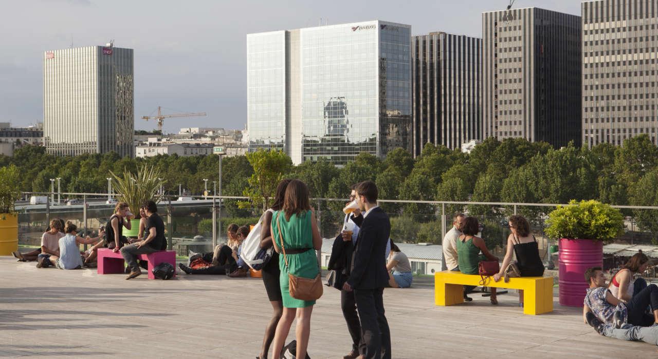 © Cecilia Garroni Parisi Les Docks Cité De La Mode Et Du Design