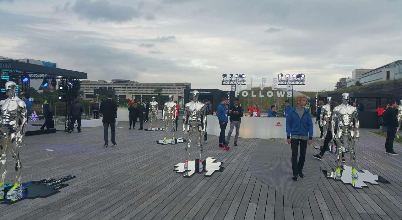 Soirée Fracas Adidas Dr Les Docks Cité De La Mode Et Du Design