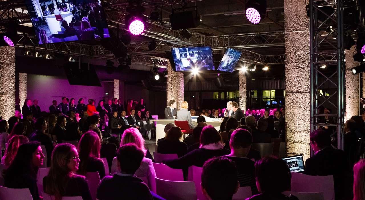 Eurostar Sncf convention © Samuel Lehuédé Les Docks Cité De La Mode Et Du Design