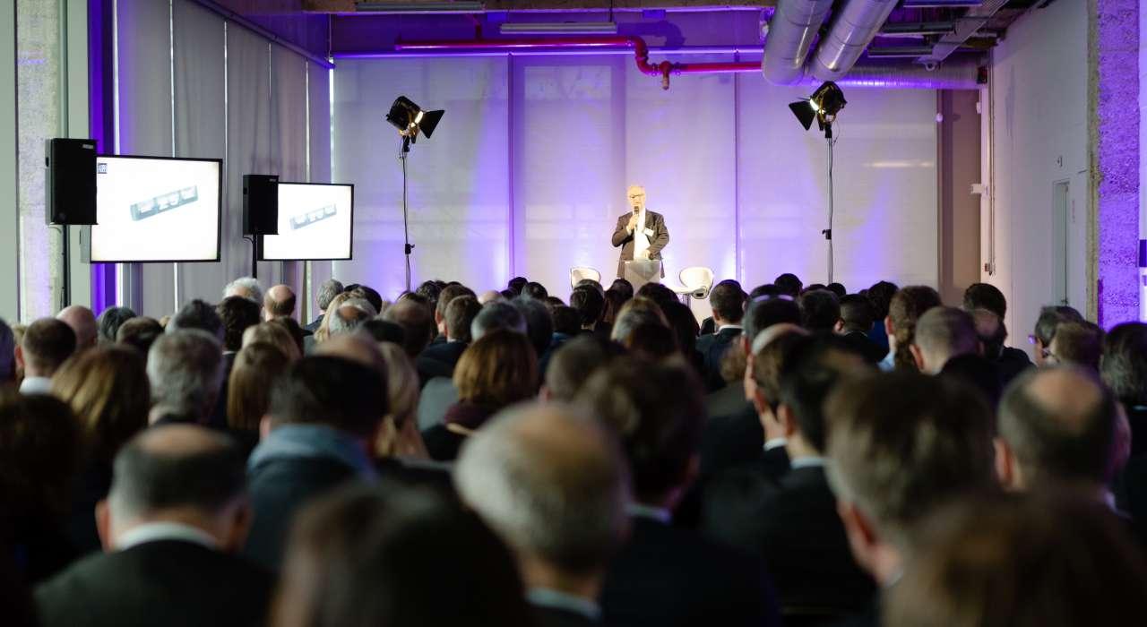 Convention Photo © Samuel Lehuédé Les Docks Cité De La Mode Et Du Design