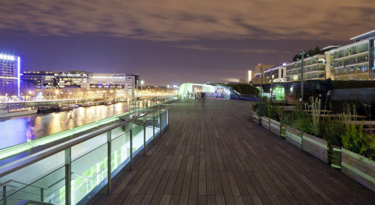 Les Docks Cité De La Mode Et Du Design © Jakob Macfarlane Tous Droits Réservés Photo Thibaut Vankemmel 1