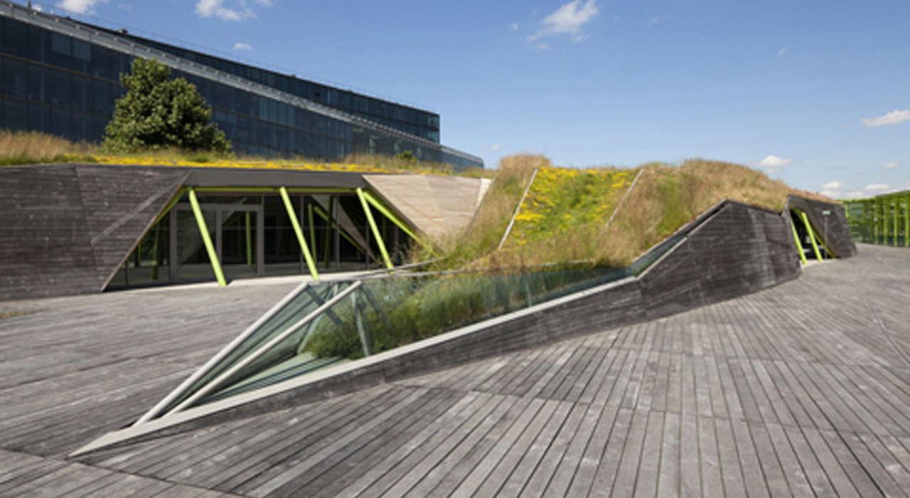 Les Docks Cité De La Mode Et Du Design © Jakob Macfarlane Tous Droits Réservés 3