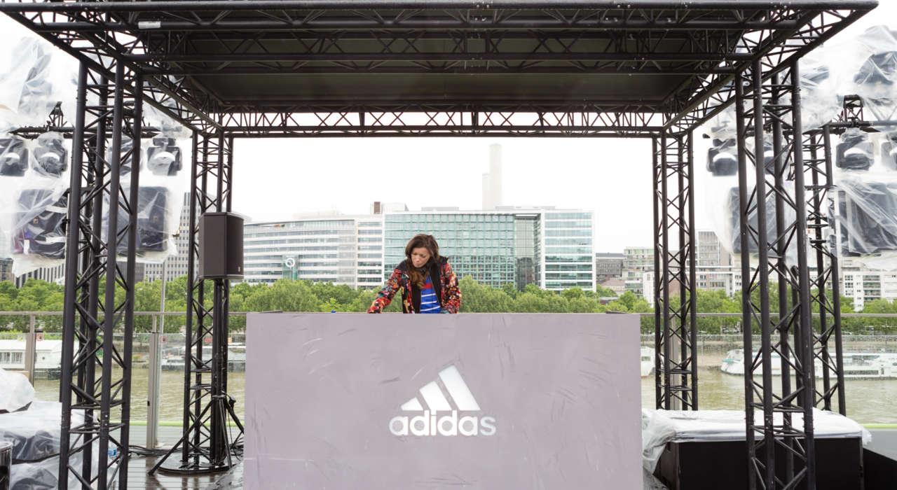 Soirée Fracas Adidas © Samuel Lehuédé  - Les Docks - Cité de la Mode et du Design