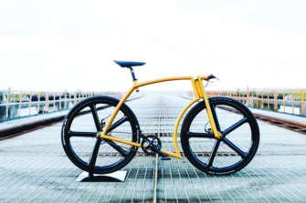 Indrek Narusk Viks bike