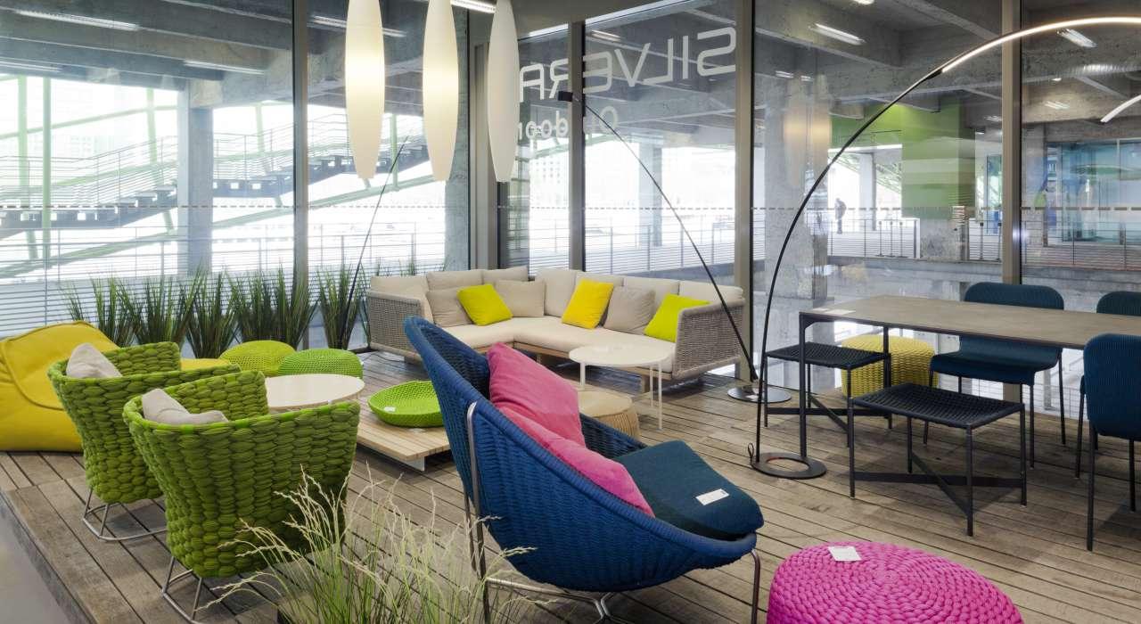 Showroom Sivera Outdoor © DR - Les Docks - Cité de la Mode et du Design