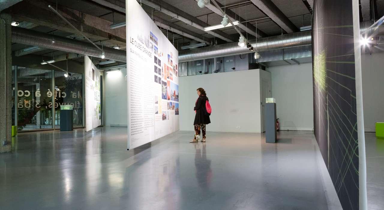 Exposition de La Cité à Confluence © Samuel Lehuédé Les Docks Cité De La Mode Et Du Design