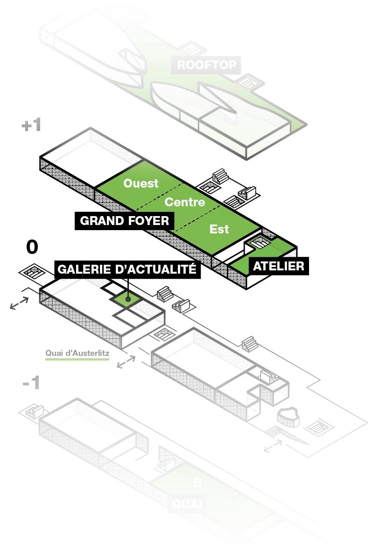 Plan Grand Foyer