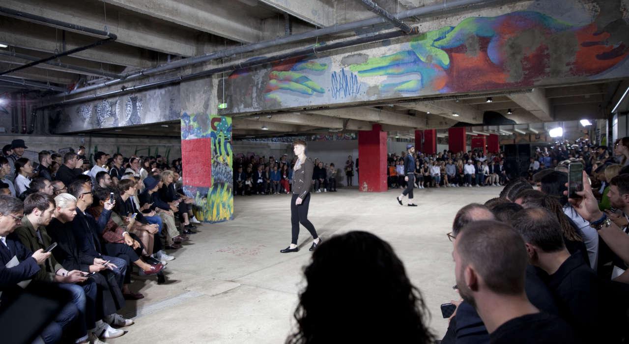 Défilé Watanabe © Brigitte Baudesson - Festival Sneakerness © Brigitte Baudesson - Les Docks - Cité de la Mode et du Design